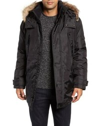 Marc New York Lafayette Genuine Hooded Parka