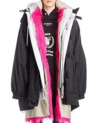 Balenciaga Layered Coat