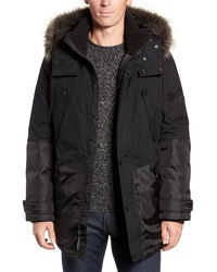 Marc New York Maxfield Faux Parka