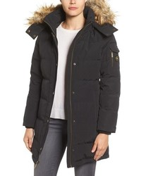 MICHAEL Michael Kors Michl Michl Kors Basic Parka With Faux Fur Trim