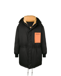 Raf Simons Oversized Reversible Padded Jacket