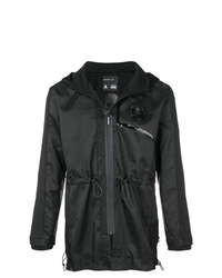 Philipp Plein Perfectly Fitted Parka Coat