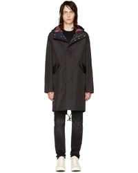 Paul Smith Ps By Black Hooded Parka
