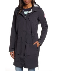 Canada Goose Seabord Packable Water Repellent Hooded Jacket