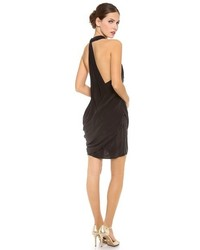 Back drape dress medium 243515