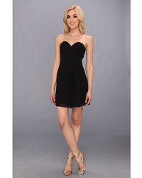 Faviana Short Strapless Sweetheart Dress 7075a