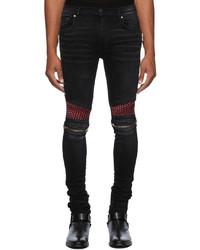 Amiri Velvet Pj Mx2 Jeans