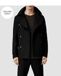 AllSaints Calton Pea Coat