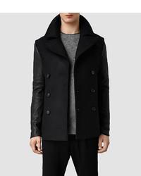 AllSaints Glade Pea Coat