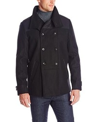 Calvin Klein Short Wool Pea Coat