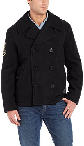 8dfdedb8e Captain Wool Pea Coat