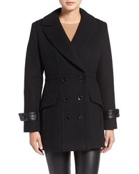 Chloe wool blend peacoat medium 793291