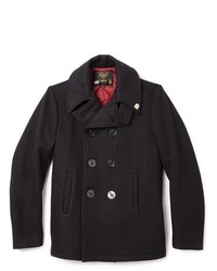 Gerald Stewart By Fidelity Quilted Peacoat
