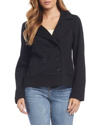 Karen Kane Hooded Knit Jacket