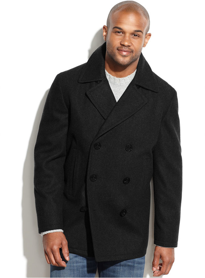 Nautica Wool Blend Pea Coat | Where to buy & how to wear