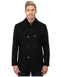 Kenneth Cole Reaction Naval Peacoat