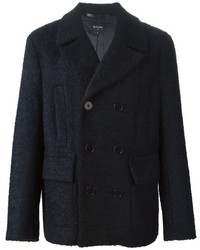 Paul Smith Ps Marled Peacoat