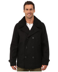 Steve Madden Poly Woven Pu Coated Jacket