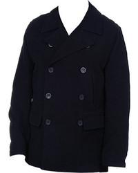 Ro R O X4228cm Black Pea Coats