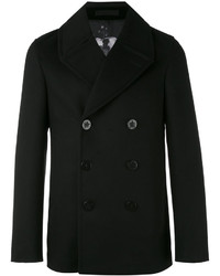 Alexander McQueen Short Double Breasted Coat