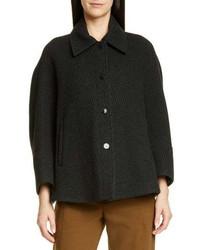 See by Chloe Short Wool Blend Coat