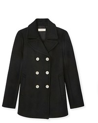 Tory Burch Wool Cashmere Peacoat