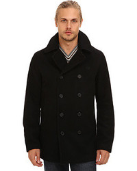 Fred Perry Wool Pea Coat