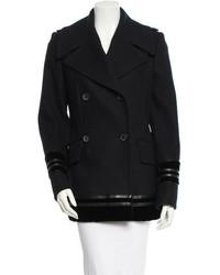 Gucci Wool Pea Coat