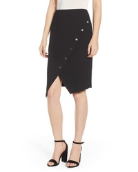 Rebecca Minkoff Asymmetrical Pencil Skirt