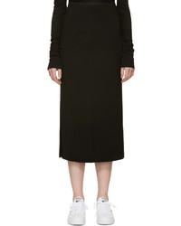 Isabel Marant Black Adella Skirt