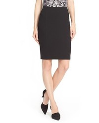 Vince Boucl Pencil Skirt