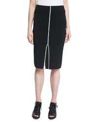 Rag & Bone Jean Lucine Pencil Skirt Black