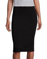 Vince Jersey Pencil Skirt