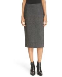 DKNY Seam Detail Pencil Skirt