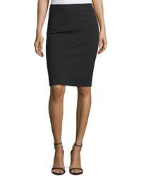 Diane von Furstenberg Shilah Pencil Skirt Black