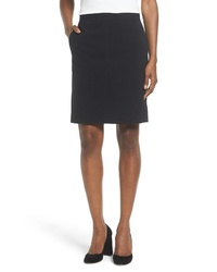 Anne Klein Two Pocket Suit Skirt