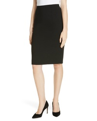 BOSS Virera Ponte Pencil Skirt
