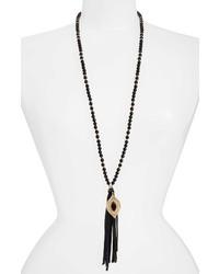 Beaded pendant necklace medium 4344423