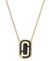 Icon enamel pendant necklace medium 4381254