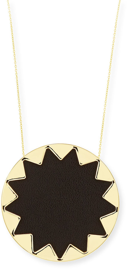 House of harlow sunburst pendant necklace black 28 where to buy house of harlow sunburst pendant necklace black 28 aloadofball Images