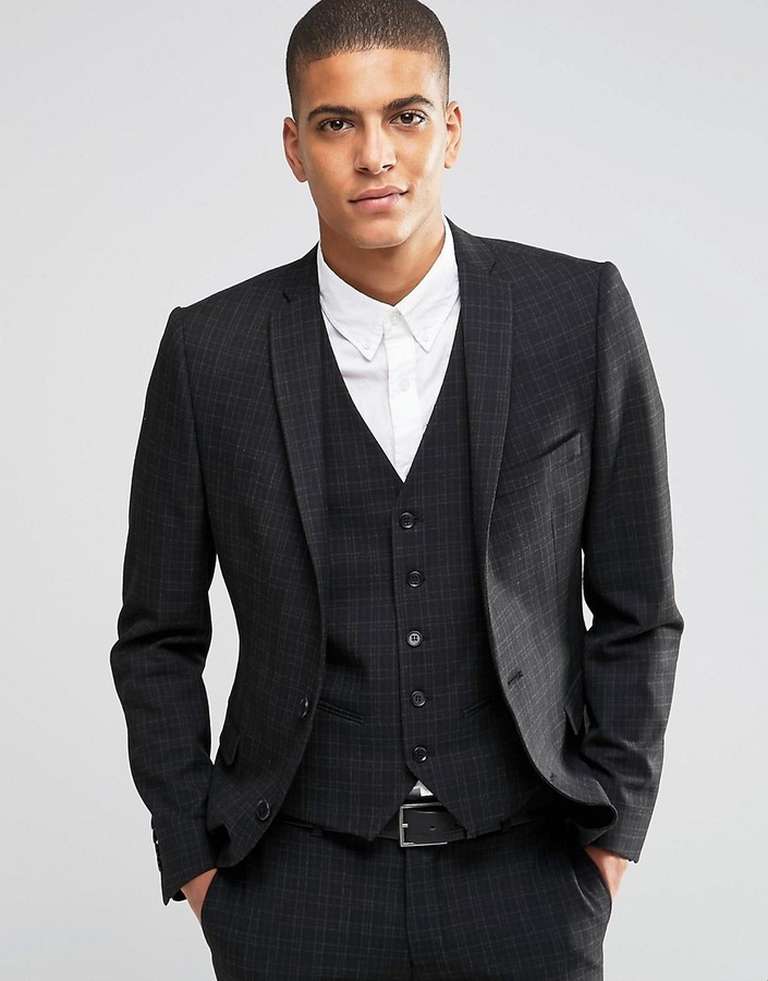 Selected Mens Suit Jacket
