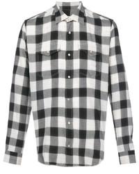 Maison Margiela Classic Plaid Shirt