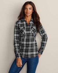 Stines favorite flannel shirt plaid medium 100133