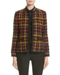 Etro Plaid Jacket