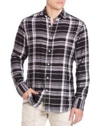 Polo Ralph Lauren Plaid Linen Sportshirt