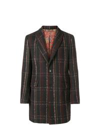 Etro Checked Coat
