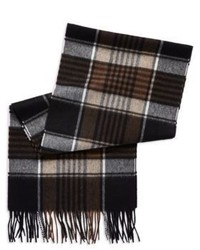Black & Brown Black Brown Cashmere Scarf