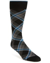 Bugatchi Plaid Socks