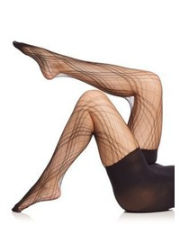 Spanx Plaid Lace Tights