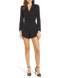 Elliatt Diamond Cutout Romper